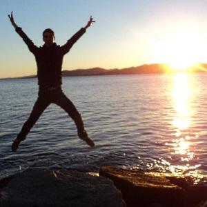 Cedric Sunset