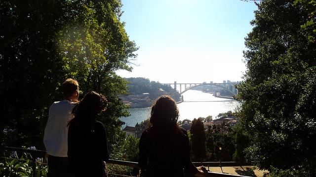 Porto, Palacio de Cristal Portugal